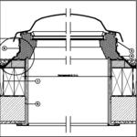 Flachdach fenster detail  VELUX Planungssupport für Architekten